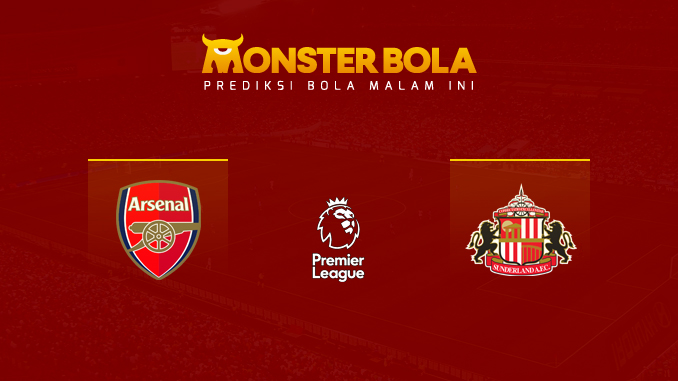 arsenal-vs-sunderland-prediksi-monsterbola