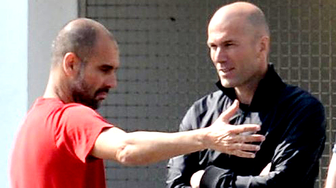guardiola-zidane